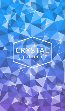 CRYSTAL pattern 画像(1)