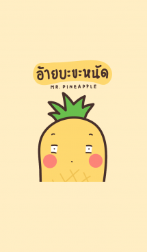 Mr.Pineapple 画像(1)