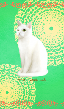 My sweet cat 5 画像(1)