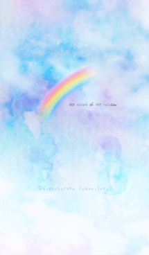 the colors of the rainbow 画像(1)