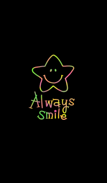Always smile 画像(1)