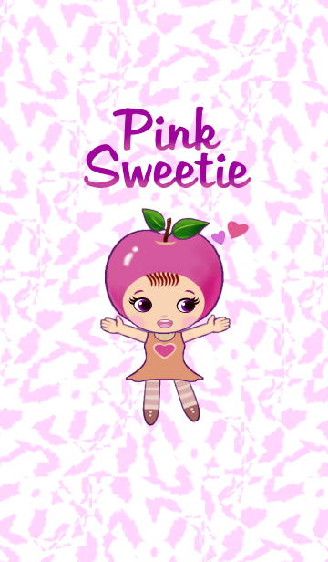 Pink Sweetieの画像(表紙)