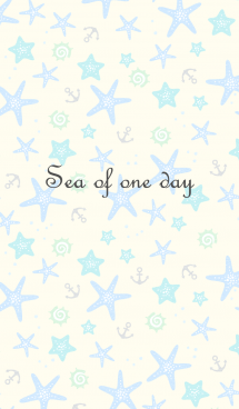 Sea of one day 画像(1)