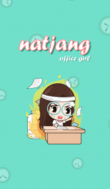 Nadd Jung The office girl. 画像(1)