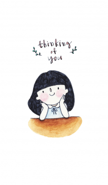 Thinking of you 画像(1)
