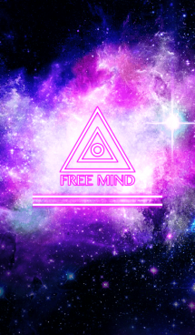 Triangle space FREE MIND 画像(1)