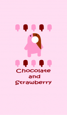 Chocolate & Strawberry 画像(1)