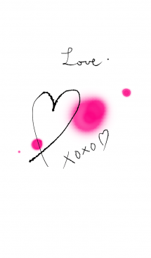 LOVE and XOXO. 画像(1)
