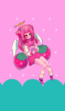 strawberry-chan has come! 画像(1)