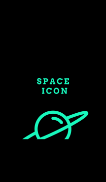 Space Icon 画像(1)