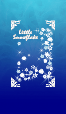 Little snowflake 画像(1)