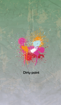 Dirty paint 画像(1)