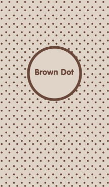 Brown Dot 画像(1)