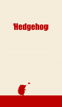 Hedgehog-r/b- 画像(1)