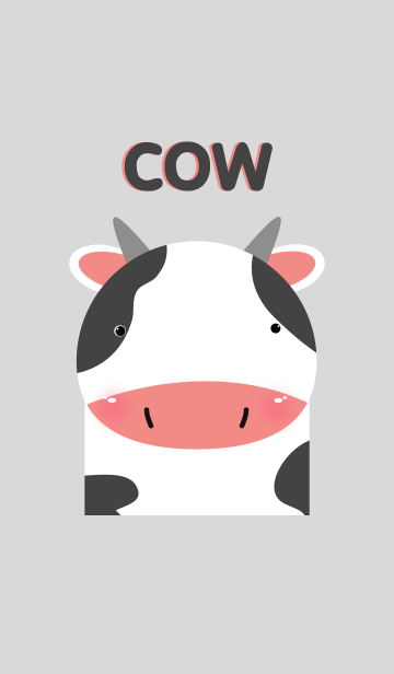 Simple cow theme v.2の画像(表紙)