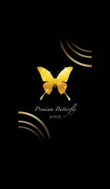 Premium Butterfly -GOLD- 画像(1)