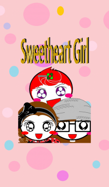 Sweetheart girl 画像(1)