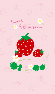 Lovely Sweet Strawberry 画像(1)