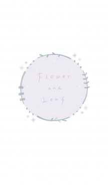 Flower and Leaf 画像(1)