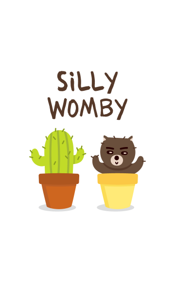Silly Wombyの画像(表紙)