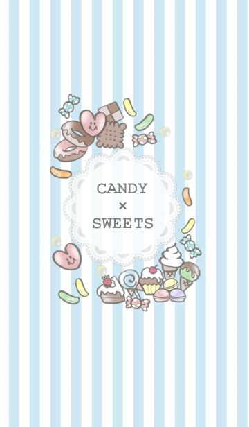CANDY×SWEETSの画像(表紙)