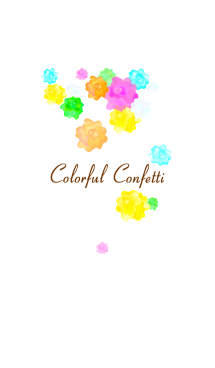 ★金平糖 Colorful Confetti★ 画像(1)