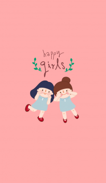 Happy Girls 画像(1)