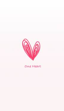 One Heart 画像(1)