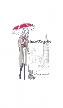 UK -a happy moment- 画像(1)