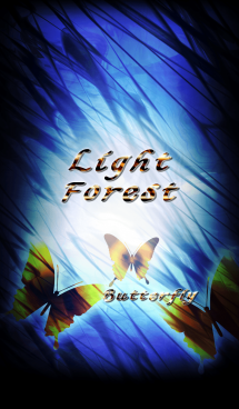 Light Forest Butterfly 画像(1)