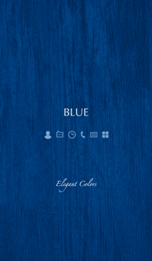 Elegant Colors -BLUE- 画像(1)