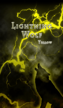 Lightning Wolf Yellow