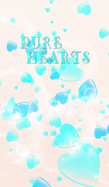 Pure Hearts Blue 画像(1)
