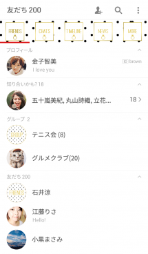 LET'S ENJOY CHATTING 03 -Gold x Dot Pt- 画像(2)