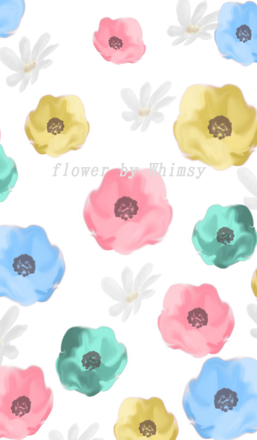 flower by Whimsyの画像(表紙)